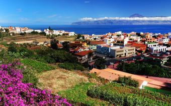 Wyspy Kanaryjskie - La Gomera. Agulo