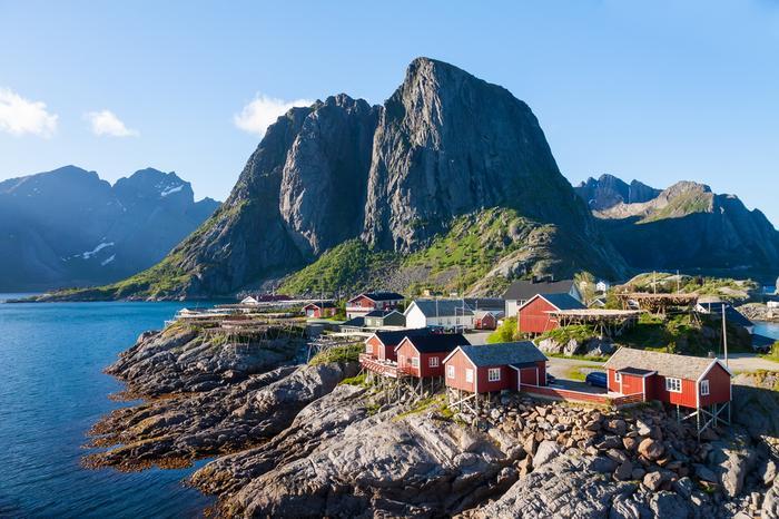 Norwegia - Lofoty