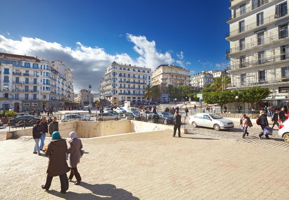 Algieria, Algier