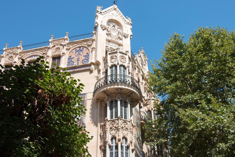 Palma de Mallorca: CaixaForum