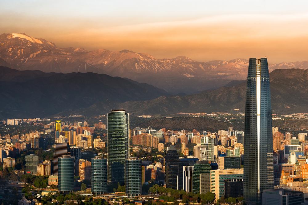 Santiago de Chile - Gran Torre Santiago
